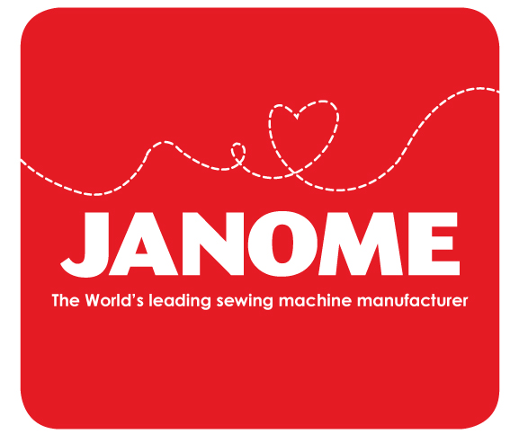 RED_BANNER- Love Janome